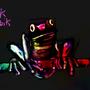 frog by sick-plastik