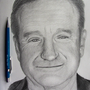 Robin Williams by Damrock