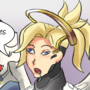 Overwatch Comic : Mercy Why by PlayStationPortable