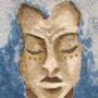 Klimt's Minerva by SuzySquidInk
