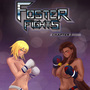 Foster Fights chapter 1 - cover by FASSLAYER