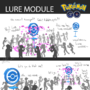 Pokemon Go Tribute - Magic Lure Module by Xavy-027
