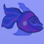 Fish drawn with wacom tablet by Billi-Taylor