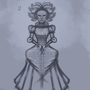 Snow Queen Concept art by arty-farty