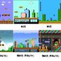 Petunia in Mario World: Comparison by Rosie1991