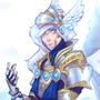 Ryunn The Angel (Old Art) by Lonelytofu