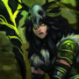 Raury the Druid of the Dead Forest by Lonelytofu