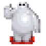 Day #130 - Baymax by JinnDEvil