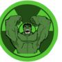 Hulk by TheIYouMe
