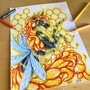 Honey horse by Fantasyart12