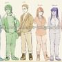 Original Characters by Yuki4everJM