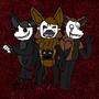 dark friends by scatherwolf
