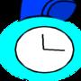 Object Jordan Clock by JordanBaumann