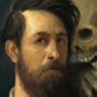 Arnold Boecklin Study