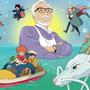 Miyazaki, My Idol by ReyaneAshtar