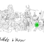 WoW Warlords of Draenor by Varuu by VaruuThugmaster