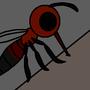 Lesbian Mosquito by JTBPreston