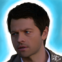 Castiel, Supernatural by AngelSkyXXIV