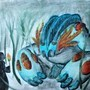 Swampert the Almighty by DrassLucas