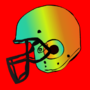 Football helmet by ericpolley
