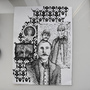 The wall of Sir Arthur Conan Doyle by lunavdk