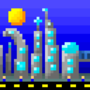 Future City (8-bit) by Sci-FiWizard10