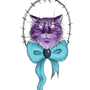 Tattoo design of Luna from Sailor Moon by SapphireAlchemist