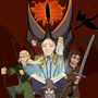Tolkien - Tale Teller by ser-puns-a-lot