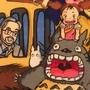 Hayao Miyazaki by ArtisticSage