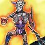 The Skull Slasher by DragonKeeper345