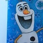 Olaf Frozen poster by Merridrake