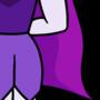 My Gemsona, Purple Pearl. by IluvcreepypastaandDB