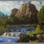 Mountain stream by WVSSAZ