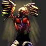 meat skeletons-wings by sick-plastik