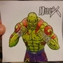 Drax The Destroyer by ornissim