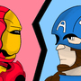 CIVIL WAR by WhateverArts02