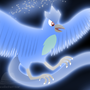 Articuno by AlexDeHatter