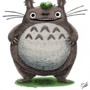 Totoro by FaveyOfficial
