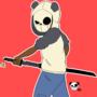 Raider katana (style practice)