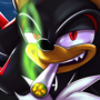 Shadow the Hedgehog - dank weed by TageaRealm