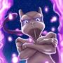 Mewtwo by Wonulu
