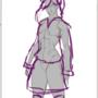 character concept Imani by albinoscreeching