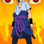 Uchiha, Sasuke by italzboi