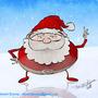 Santa Claus by dimitrikozma