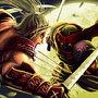 Kagemusha duell by Wenart