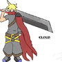 KH/advent cloud by justace-is-a-myth