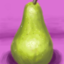 A Pear. by peyoteclock