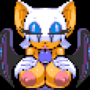 Rouge Sprite by HotRed820