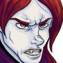 Valandre's anger by miliade