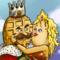 Waffle King and Pancake Princess w/Speedpainting